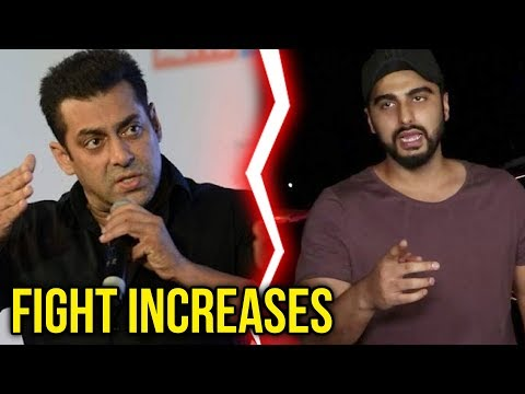 Salman Khan And Arjun Kapoor's RIVALRY To Increa