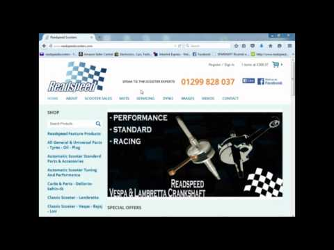 Readspeed Online Shop Quick Video Demo