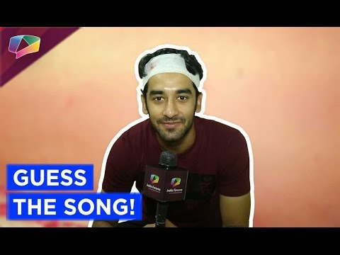 Vishal Vashishtha plays Guess The Song