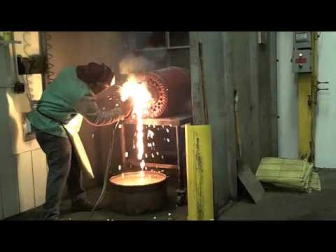 Removing Traction motor shaft