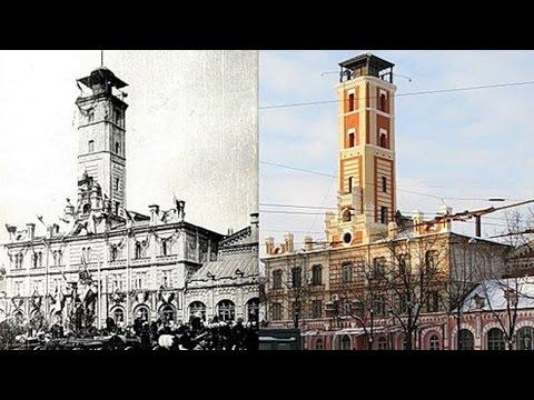 Самые интересные здания Харькова: Харьковская пожарная каланча