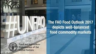 FAO Food Outlook 2017