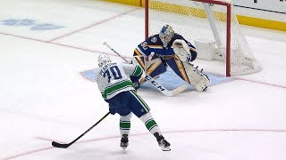 Canucks, Blues settle it in a shootout by NHL