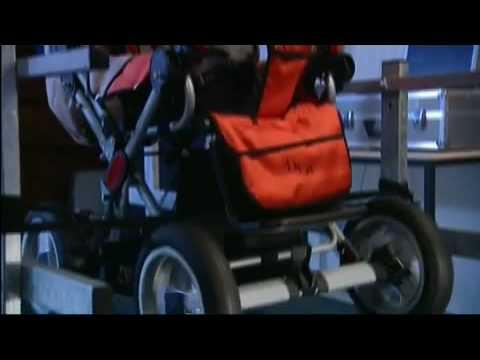 Kinderwagen Test