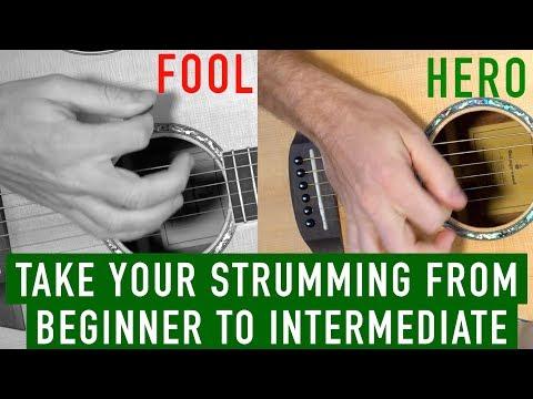 Take Your Guitar Strumming from Beginner to HERO