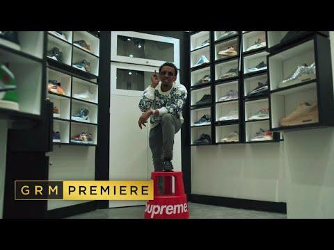 Stinx – Background [Music Video]   GRM Daily