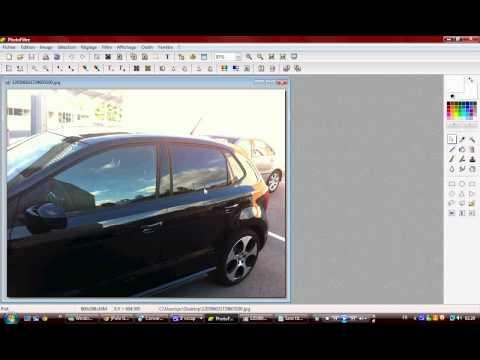 comment modifier la taille d'une photo jpeg