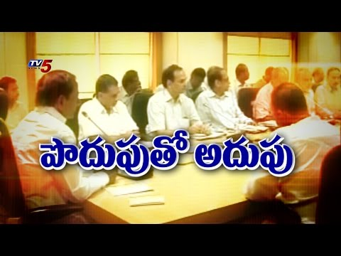 Government To Save Power In Telangana | Power Saver Mode : TV5 News