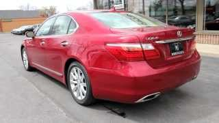 2010 Lexus LS460 In Review - Village Luxury Cars Toronto
