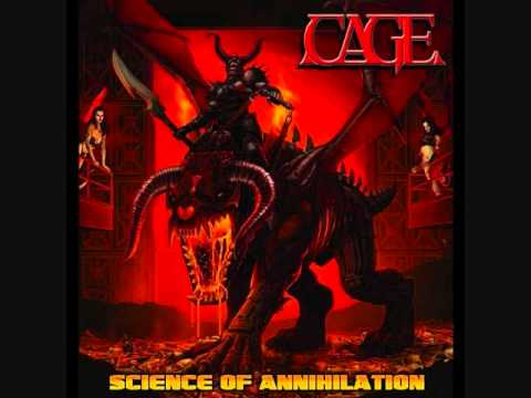 Cage - Science of Annihilation online metal music video by CAGE