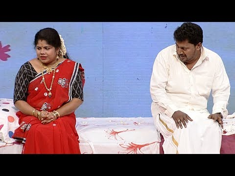Thakarppan Comedy | A tension filled first night I Mazhavil Manorama