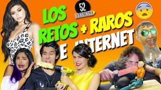Video LOS RETOS MÁS EXTRAÑOS DE INTERNET - (LOS POLINESIOS HICIERON 4) MP3, 3GP, MP4, WEBM, AVI, FLV Oktober 2018