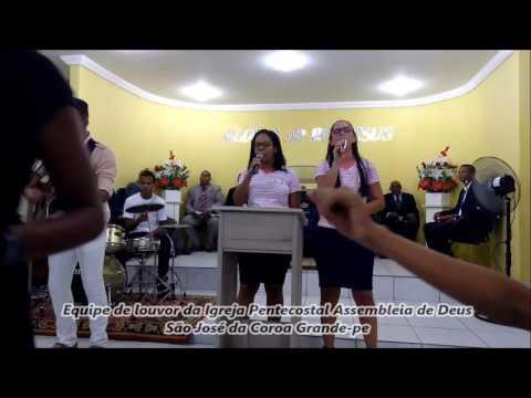 Equipe de Louvor- Igreja Pentecostal Assembleia de Deus- São José da Coroa Grande