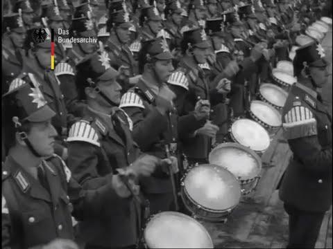 Marsch der Schutzpolizei (Heinz Winkel) - Polizei West-Berlin (1951-1964)