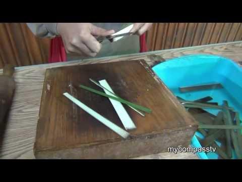 Как сделали папирус