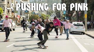 Pushing for Pink