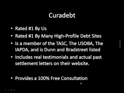 CuraDebt Review by Debt Relief Help Now