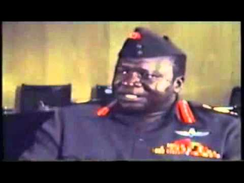 """The Last King of Scotland"" - Idi Amin"