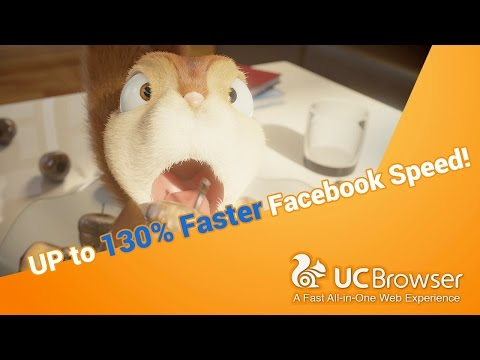 Video of UC Browser HD