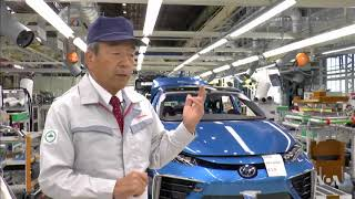 Toyota Banking on Hydrogen Fuel Cell Technology