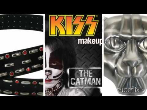 KISS - Catman( Peter Criss) Costume