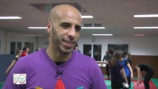 Khalid Bourguarne Champion de Savate