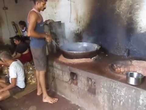 How to Make Khaaja -procedure of making khaaja local cuisine local food rural tourism ,