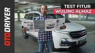 Video Tes Fitur Wuling Almaz 2019 | OtoDriver MP3, 3GP, MP4, WEBM, AVI, FLV Mei 2019