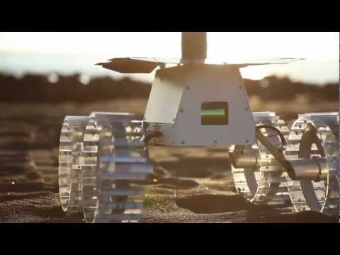 White Label Space- 2012 Google Lunar X PRIZE Team Interview