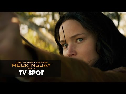 The Hunger Games: Mockingjay, Part 2 The Hunger Games: Mockingjay, Part 2 (TV Spot 'This Is the End')