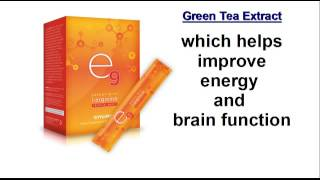 E9 All Natural Energy Drink youtube video