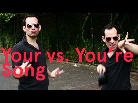 Your vs. You're Song (Song A Day #1655)