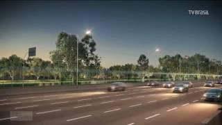 Prefeitura e USP apresentam projeto para substituição do muro da Raia Olímpica por painéis de vidro