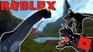 Roblox Dinosaur Simulator  - NIGHT RAVAGER UTAHRAPTOR AND MEGAVORE! (Unofficial DS Bday Vid)