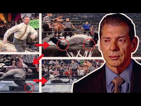 👀 10 WWE UNSCRIPTED MOMENTS That SHOCKED The Fans 😵