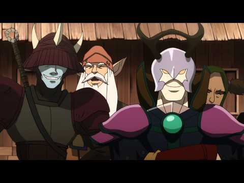 "ThunderCats Episode 8 ""The Duelist and The Drifter"" Video Clip 2"