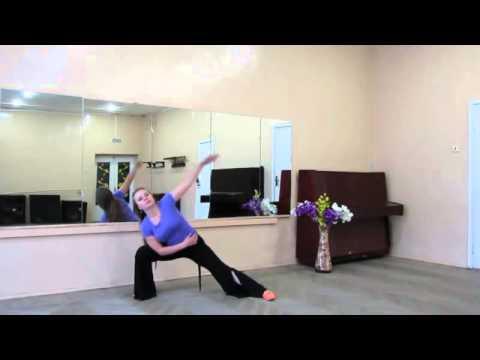 Смотреть онлайн танцы: Разминка для продолжающих