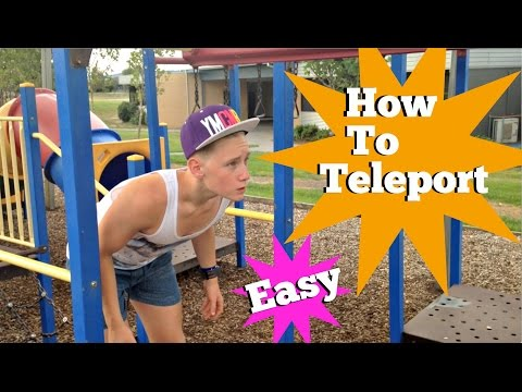 How To Teleport EASY
