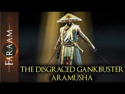 [For Honor] The disgraced Gankbuster - Aramusha