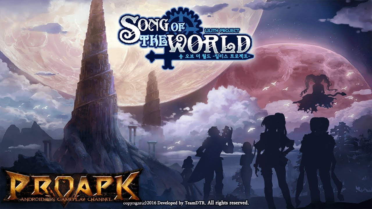 Song of the World :A beautiful yet dark fairy tale