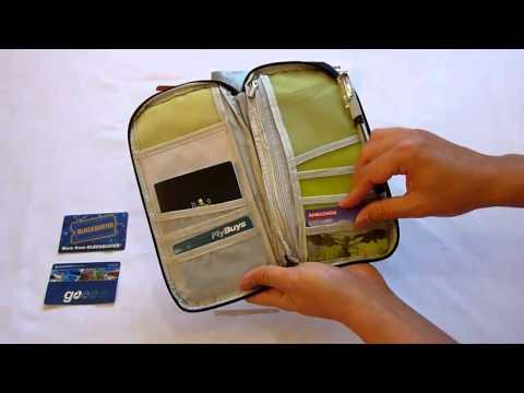 Travellus Handy Passport Holder