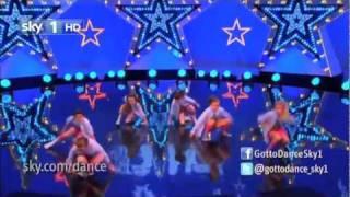 Got To Dance Series 3: Ffres&Erupt Audition