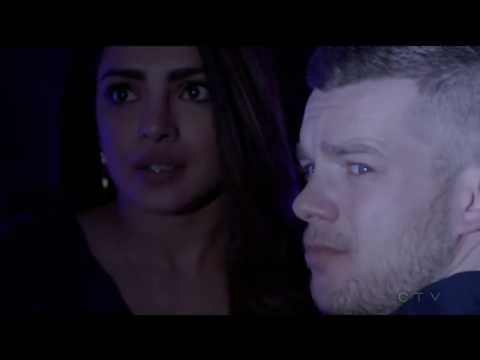 Priyanka Chopra HOT KISSING SCENE in Quantico Season 2