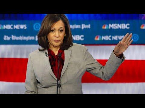 Kamala Harris steigt aus Präsidentschaftsrennen aus