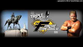 """Can you """"Stump the Franchise""""? We highly encourage fans to submit questions for the """"Ask Franchise Anything"""" segment by emailing thetriplethreatpod@gmail.com or also by reaching out on Twitter @TheFranchiseSD & @TwoManPowerTrip. Please subscribe to the The Two Man Power Trip of Wrestling's Channel on IRW to get every new episode of The Triple Threat Podcast. -Video Upload powered by https://www.TunesToTube.com"""