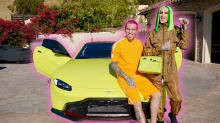 Video Surprising My Boyfriend With His Dream Car!! MP3, 3GP, MP4, WEBM, AVI, FLV Juli 2019