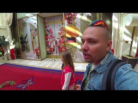 ОПЯТЬ ПЕРЕЕЗЖАЕМ Николь и Алиса встретили ФРЕНКА в Лас Вегас Алиса вывернула язык СЛАБО ? (видео)