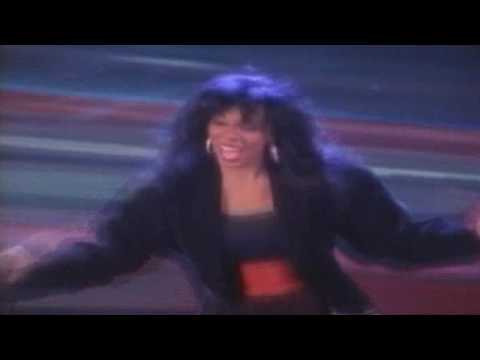 Donna Summer – This Time I Know It's For Real