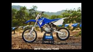 10. 2014 Yamaha YZ85 photo review