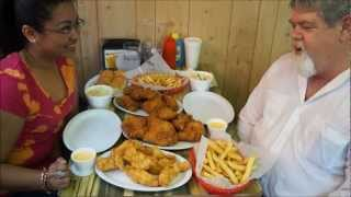Dixon (IL) United States  City pictures : Momma Cuisine Food Travels - Fried Chicken & Ronald Reagan in Dixon, Illinois